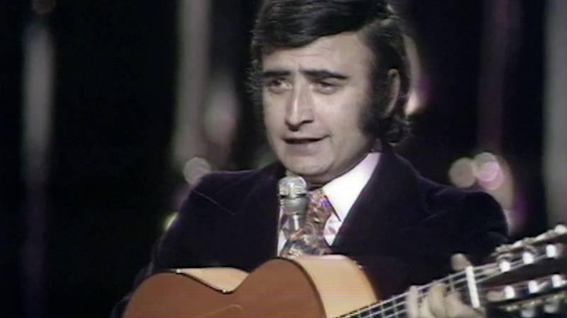 """Festival de Eurovisión 1974 - Peret cantó """"Canta y sé feliz"""""""