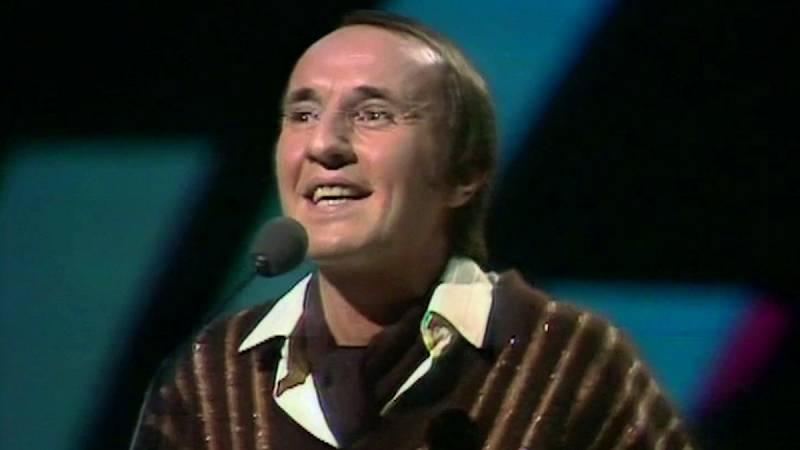 """Festival de Eurovisión 1977 - Micky cantó """"Enséñame a cantar"""""""