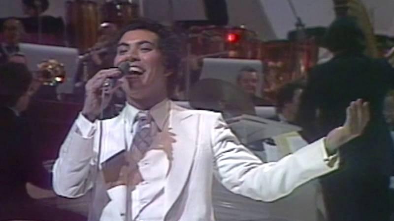 """Festival de Eurovisión 1978 - José Vélez cantó """"Bailemos un vals"""""""
