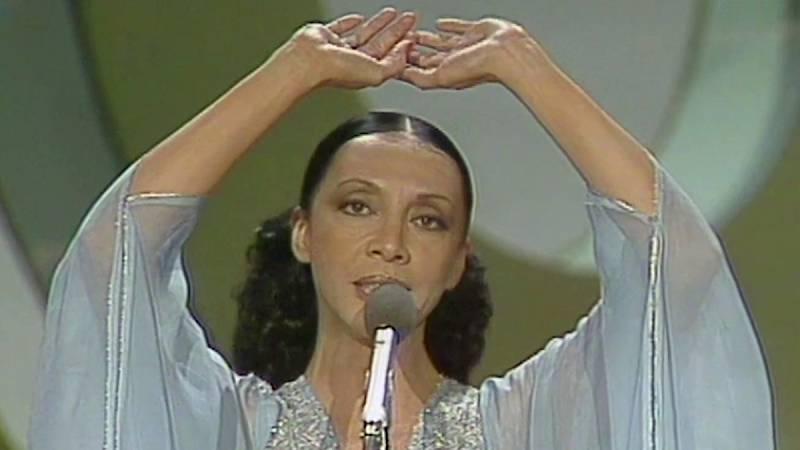 """Festival de Eurovisión 1979 - Betty Missiego cantó """"Su canción"""""""