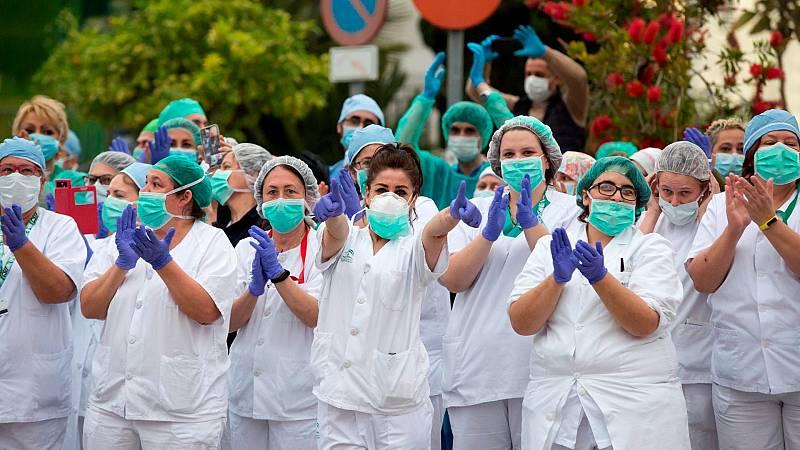 """El Gobierno homenajeará a las víctimas del coronavirus """"en su momento"""""""