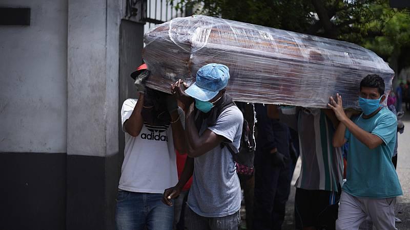 Guayaquil, el centro de la pandemia en Ecuador registra 1.400 muertos