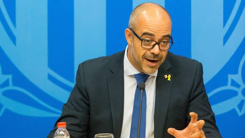 """La Generalitat cree que el Gobierno se ha reído de Cataluña por enviar 1.714.000 de mascarillas: """"Con la Historia no se juega"""""""