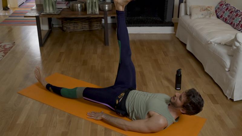 Muévete en casa - Programa 17 (yoga con pilates) - ver ahora