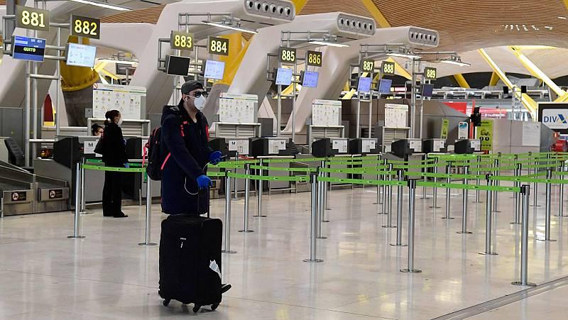 Los españoles que estaban en el extranjero siguen regresando a España