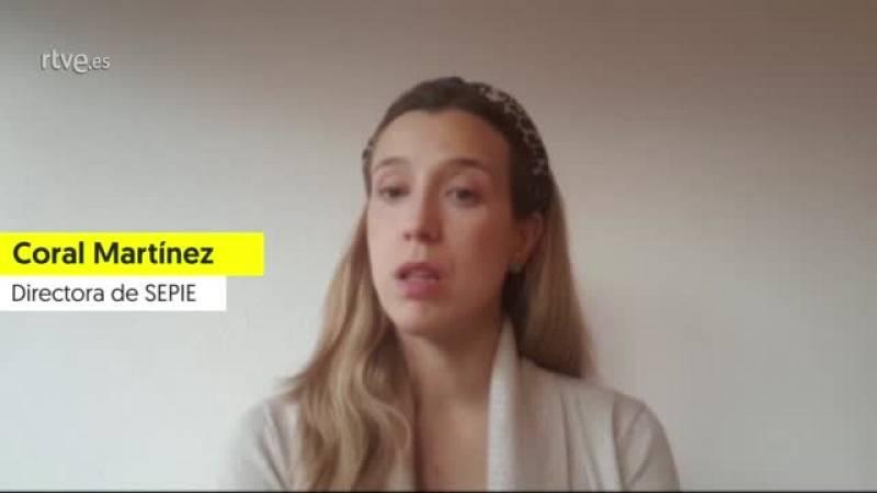 """Coral Martínez: """"El SEPIE ha recibido casi 4000 solicitudes de proyectos de movilidad en el marco del programa Erasmus+"""""""