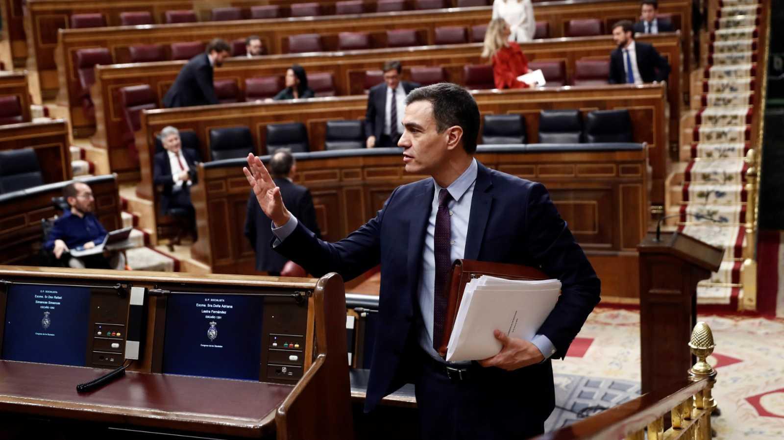 Un mes de estado de alarma en España, el segundo decretado en democracia