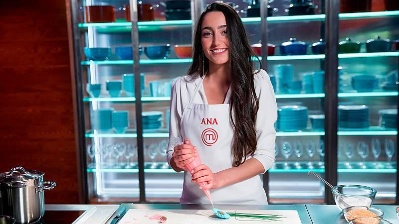 MasterChef 8 - Conoce a Ana, concursante de MasterChef 8