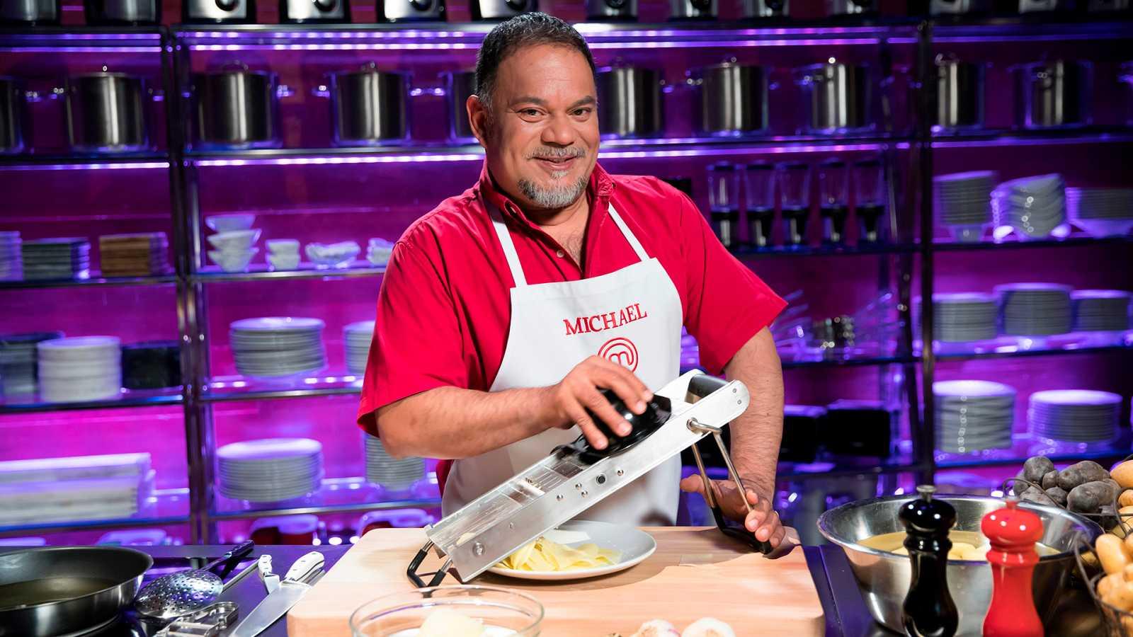 MasterChef 8 - Conoce a Michael, concursante de MasterChef 8