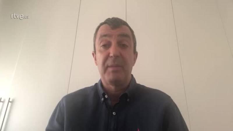 """Javier Guillén: """"Todas las opciones están abiertas"""""""