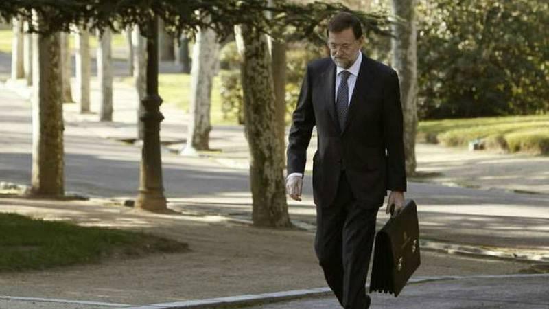 """Marlaska confirma que se están realizando las """"comprobaciones oportunas"""" sobre el supuesto incumplimiento del confinamiento de Rajoy"""