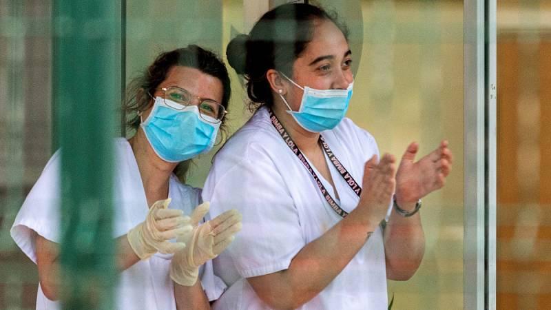Así se combate el coronavirus en el hospital Son Espases de Palma