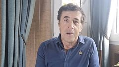 """Pedro Delgado: """"Poder revivir mis logros junto a mis hijos me hace especial ilusión"""""""