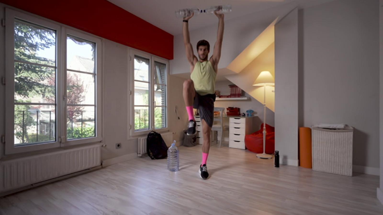 Muévete en casa - Programa 18 (pecho, tríceps y abdomen) - ver ahora