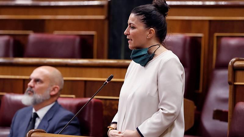 """Olona, a Iglesias: """"Están aprovechando la tragedia para imponer su régimen totalitario y comunista"""""""