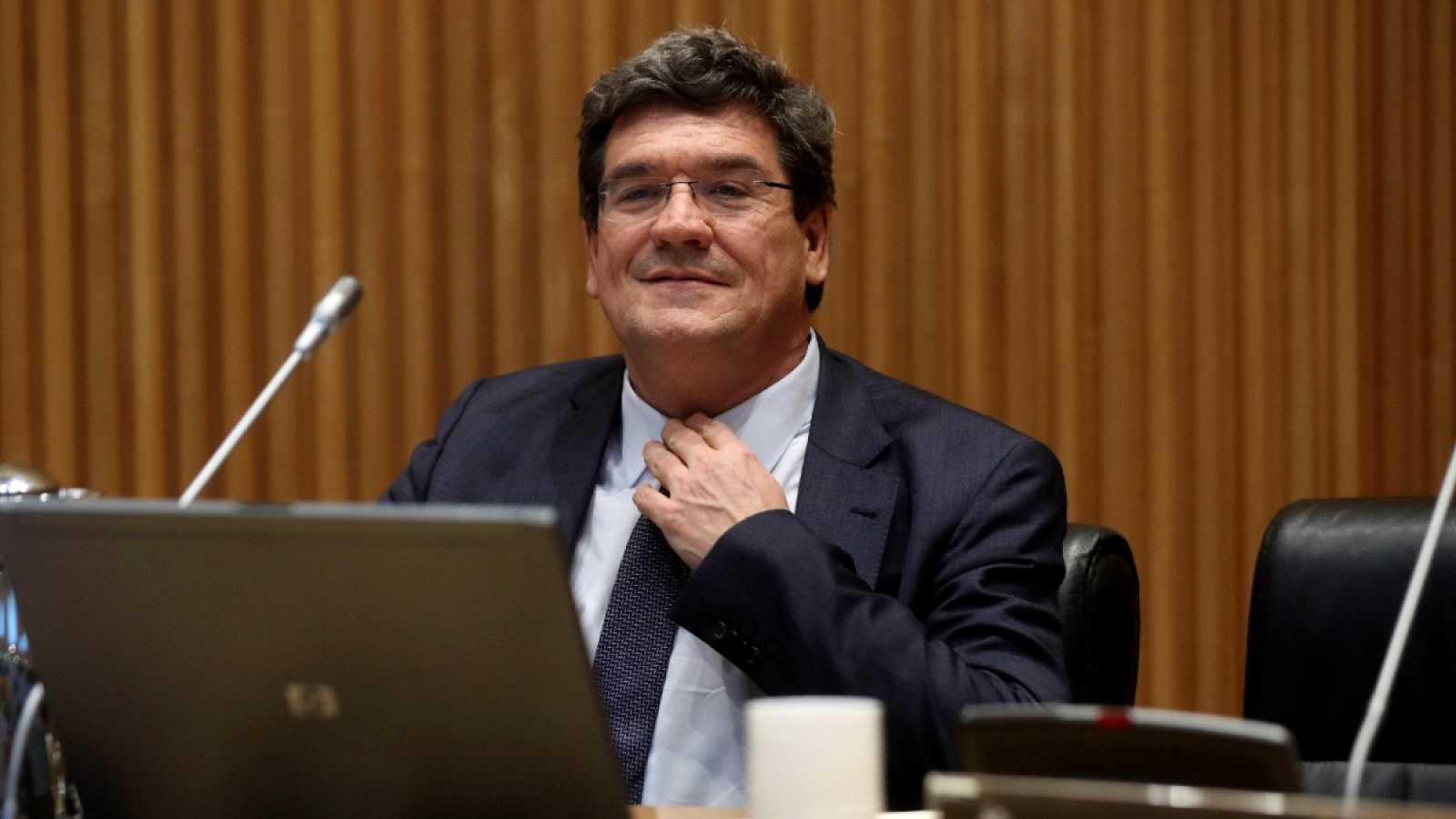 El ministro de Seguridad Social, José Luis Escrivá, asegura que la caída del empleo se ha estabilizado