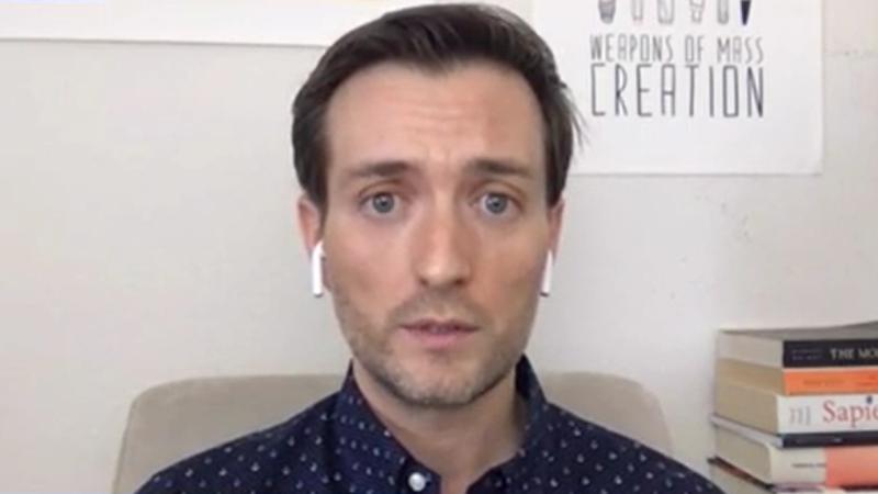 """Tomás Pueyo, ingeniero y empresario en Silicon Valley: """"Antes de levantar restricciones por el coronavirus se debería de hablar sobre qué estrategia se va a seguir"""""""