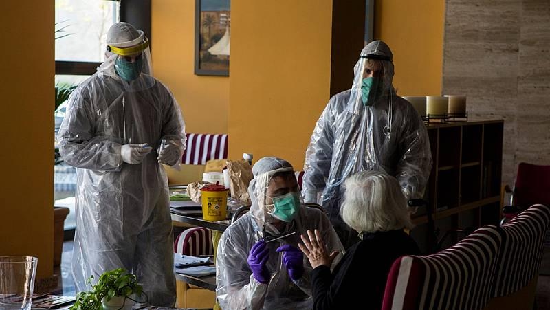 Así han vivido el primer mes de confinamiento y la amenaza del coronavirus en las residencias de mayores
