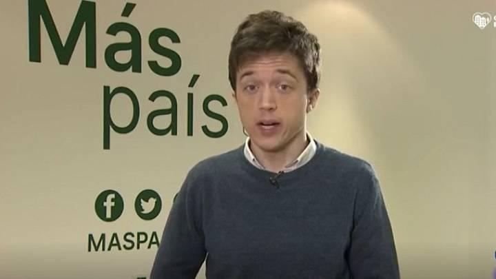 """Errejón: """"Proteger a los españoles es caro, pero levantar al país si mucha gente se cae es más caro"""""""