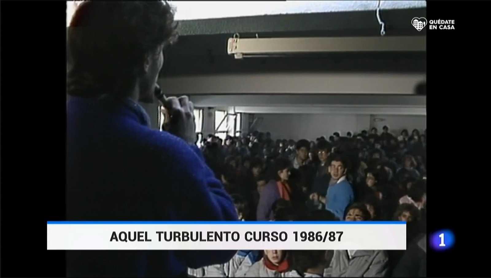 ¿TE ACUERDAS? - AQUEL CURSO DEL 86/87 - VER AHORA