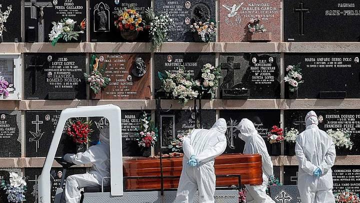 Un cambio en el sistema de recuento eleva los fallecidos con coronavirus en Cataluña a 7.097