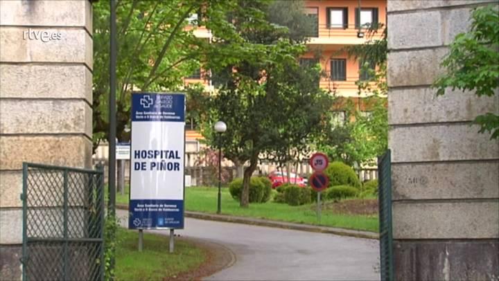 El hospital de Piñor, habilitado para mayores contagiados con el coronavirus