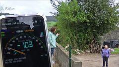 Los problemas de conexión de aldeas gallegas, agravados por la crisis del coronavirus