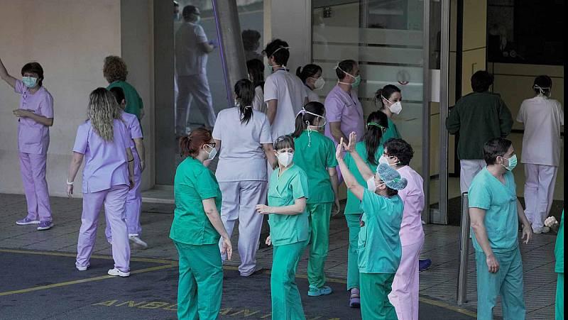 Sanidad reporta 5.183 nuevos casos y 551 fallecidos más