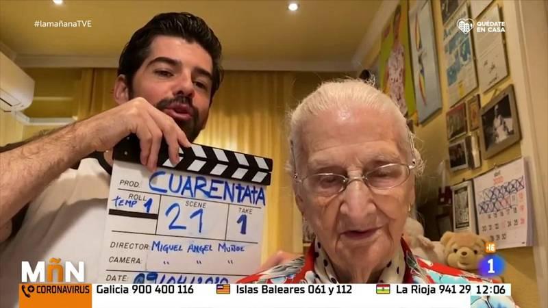¡Tenemos nueva influencer! La abuela de Miguel Ángel Muñoz arrasa en Instagram