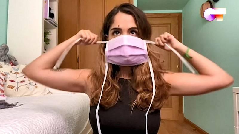 """Anajú canta """"Malamente"""" en el cuarto pase de micros de #QuedOTenCasa"""