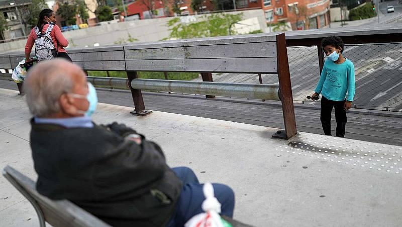 Simón recuerda que la decisión sobre si los niños y mayores podrán salir la toma el Gobierno