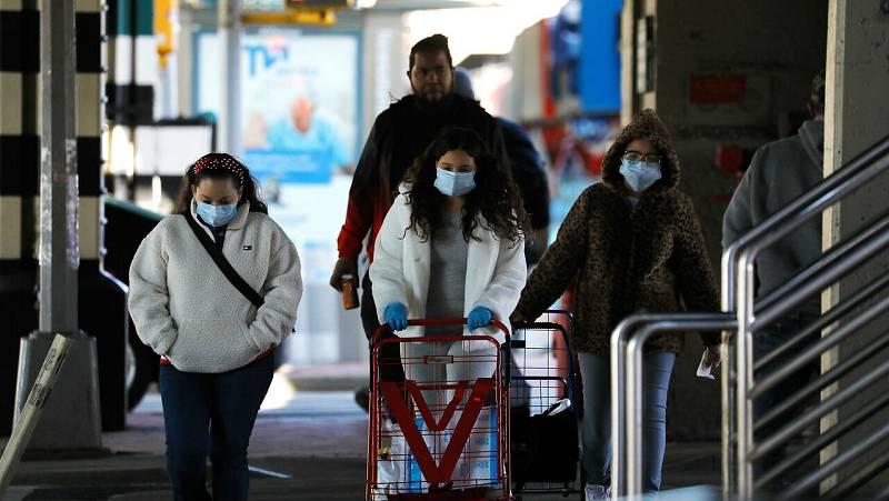 En Nueva York será obligatorio el uso de mascarilla