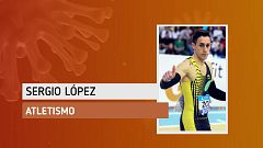 """Sergio López: """"Estoy aprendiendo a valorar los momentos efímeros de ganar una carrera"""""""