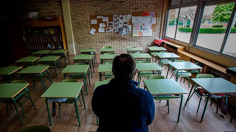 Celaá ha asegurado que la evaluación de los alumnos la darán los que los conocen en su globalidad