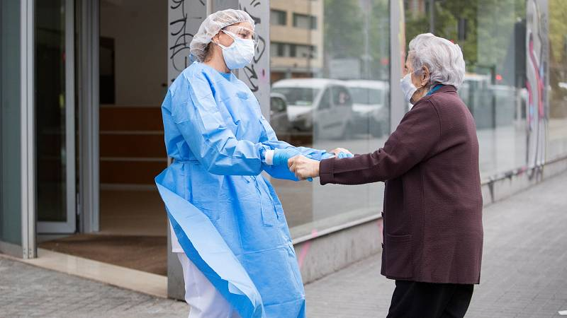 Coronavirus: La situación de las residencias de ancianos en otros países de Europa