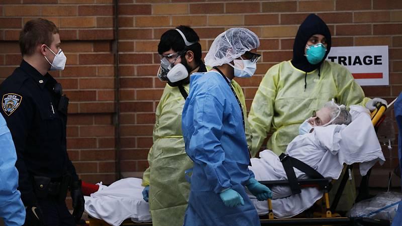 El primer brote de coronavirus en Estados Unidos fue en una residencia de ancianos cerca de Seattle