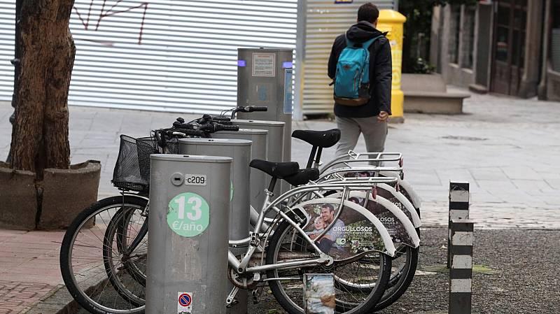 La bicicleta, un medio de transporte que permite evitar el contagio de COVID-19