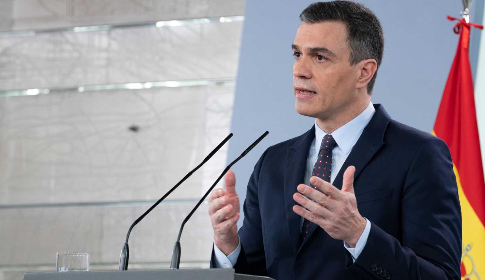 Sánchez pedirá al Congreso una tercera prórroga del estado de alarma