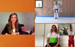 Ellas te entrenan con TDP - Programa 1: Sandra Sánchez y Eva Moral