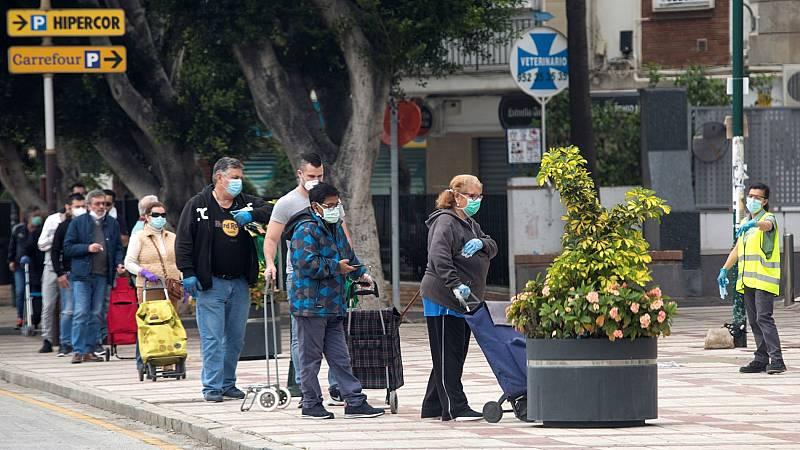 """Sánchez advierte de que las medidas de desescalada """"no serán definitivas"""" y se podrán revertir"""