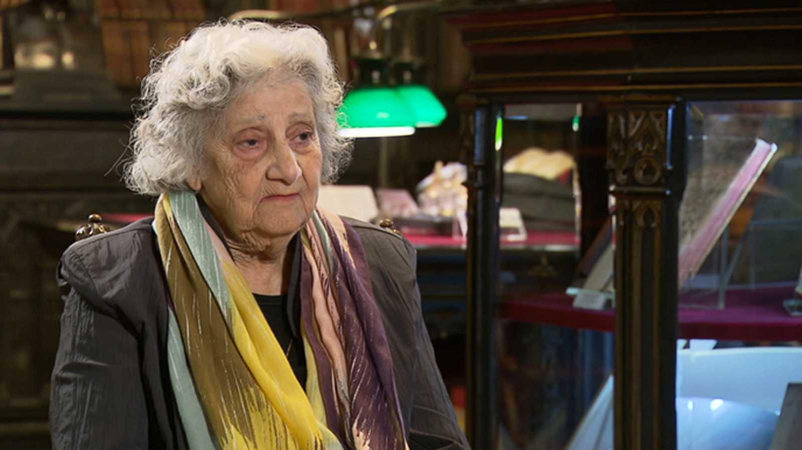 Shalom - Anette Cabelli, sefardita en el holocausto - ver ahora