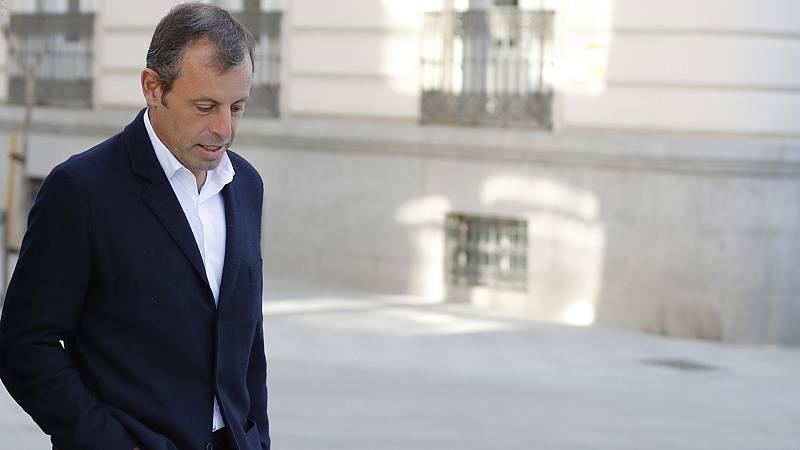 """Rosell: """"Si no hubiera sido presidente del Barça, no habría ido a la cárcel"""""""