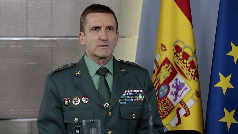 Tormenta política tras una polémicas declaraciones del jefe de la Guardia Civil