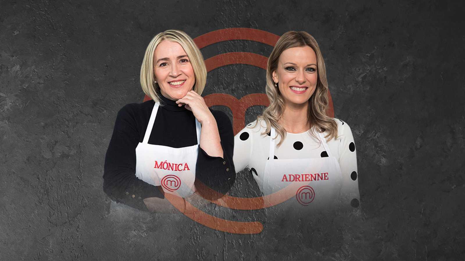 Masterchef 8 - Entrevista a las expulsadas Mónica y Adrienne