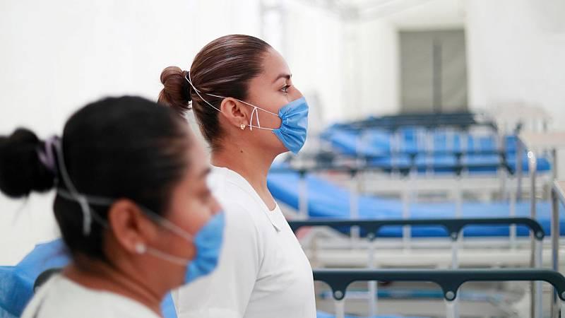 El coronavirus dispara las agresiones a sanitarios en México