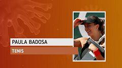 """Paula Badosa: """"Me he dado cuenta en este confinamiento que me gusta mucho cocinar"""""""