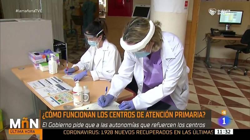 ¿Cómo funcionan los centros de salud en tiempos de Covid-19?