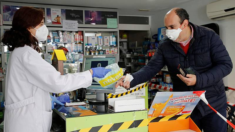 El Gobierno suprime el IVA al material sanitario