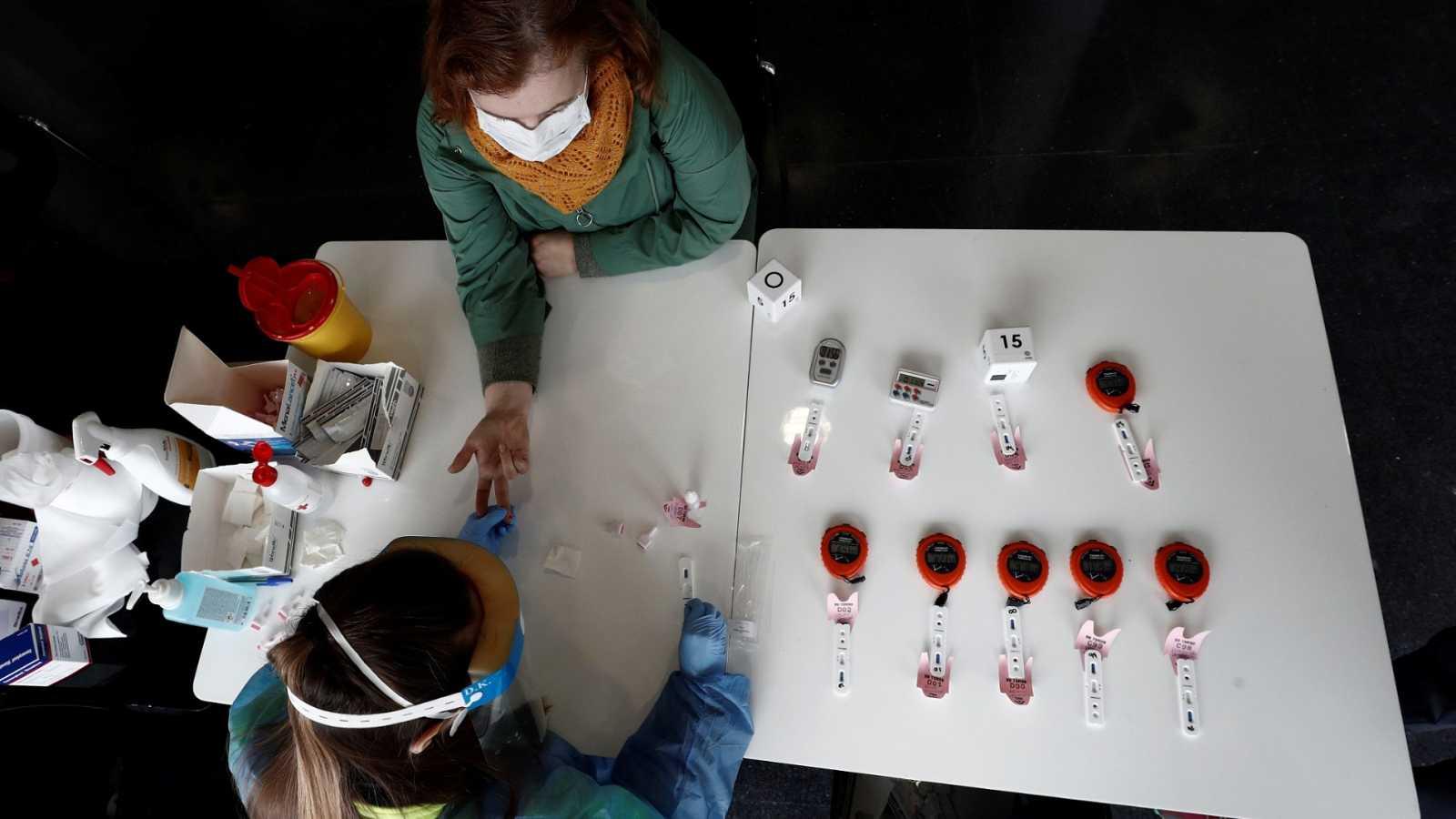 El estudio de seroprevalencia del coronavirus comenzará a realizarse el próximo lunes