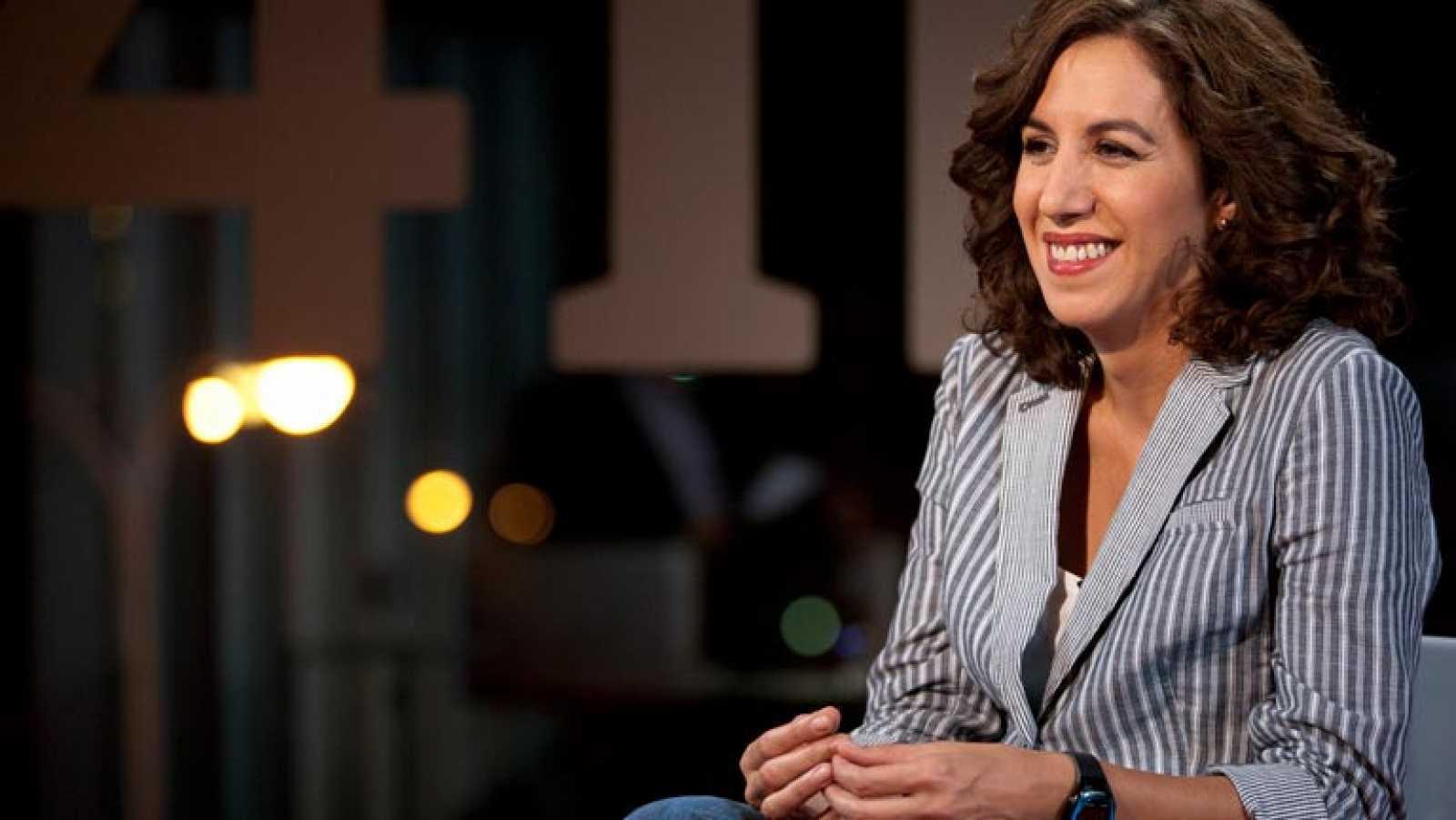 """Irene Lozano: """"El fútbol es la locomotora económica del deporte y es crucial su vuelta"""""""